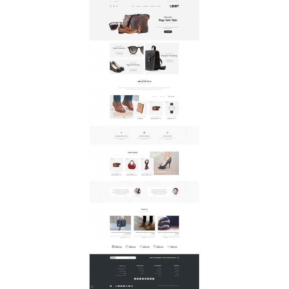 theme - Moda & Calzature - Loot - Online Fashion Store - 9