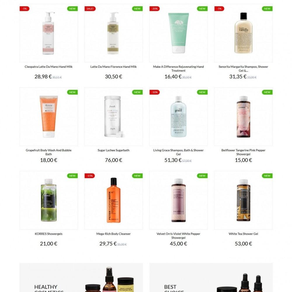 theme - Gesundheit & Schönheit - Lulu Organic - Cosmetics Store - 3