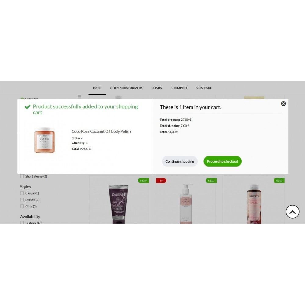 theme - Gesundheit & Schönheit - Lulu Organic - Cosmetics Store - 10