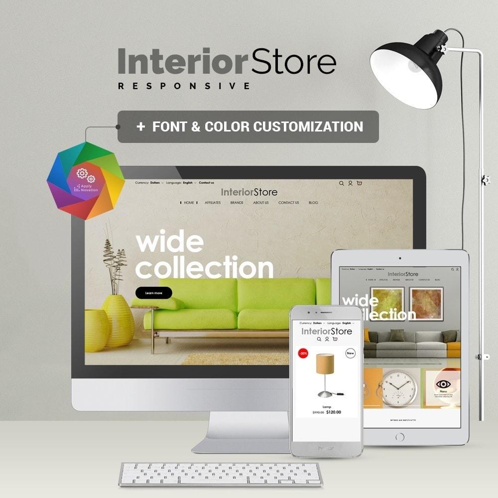 theme - Casa & Giardino - Interior Store - 1