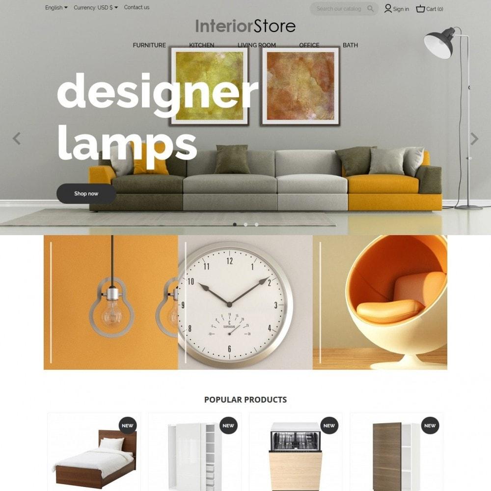 theme - Casa & Giardino - Interior Store - 2