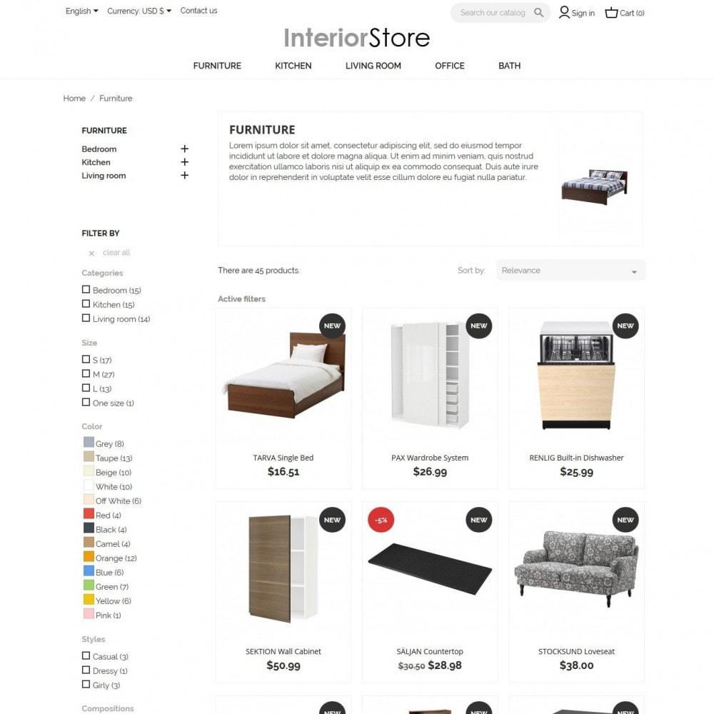 theme - Casa & Giardino - Interior Store - 5
