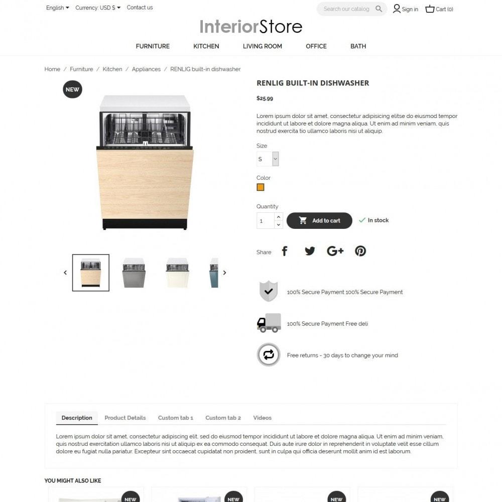 theme - Heim & Garten - Interior Store - 6