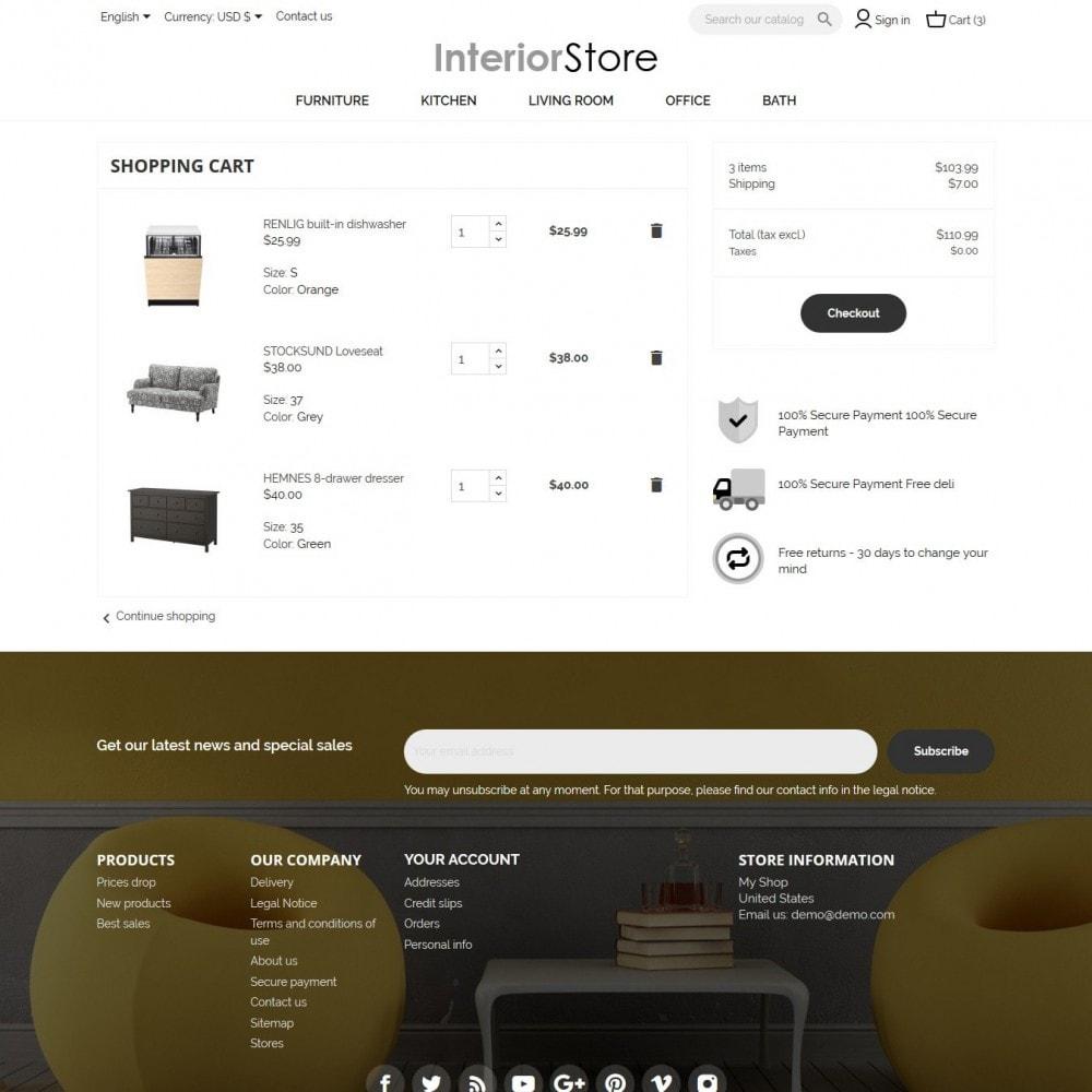 theme - Casa & Giardino - Interior Store - 7