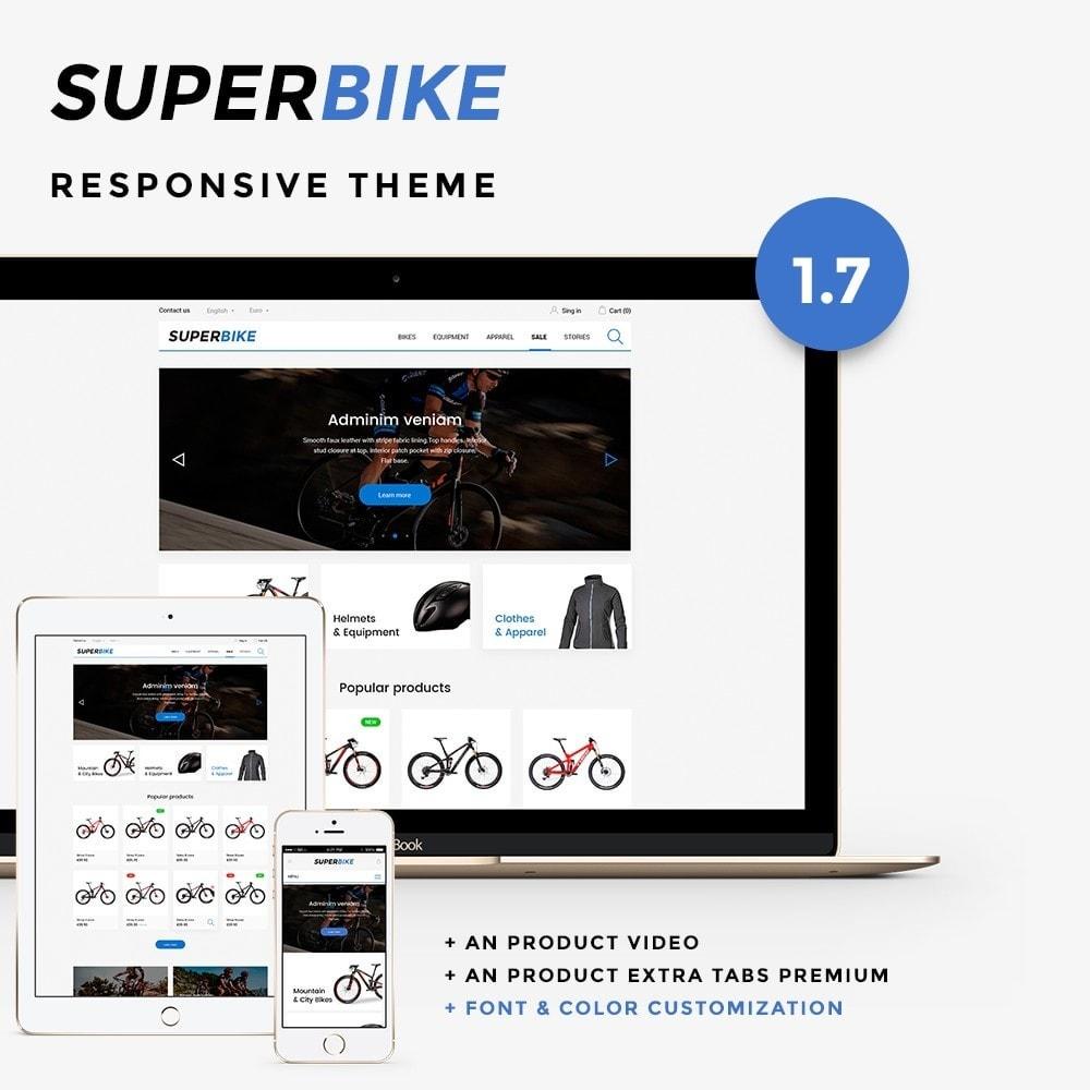 theme - Sports, Activities & Travel - Superbike - 1