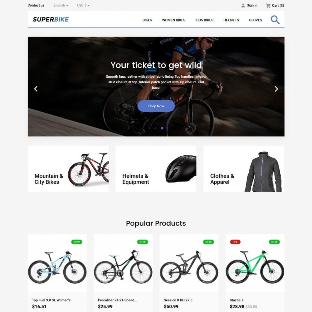 theme - Sports, Activities & Travel - Superbike - 2