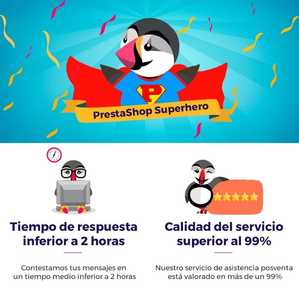 module - Pago con Tarjeta o Carteras digitales - TPV REDSYS Pago tarjeta (Devoluciones y Pago un Click) - 13