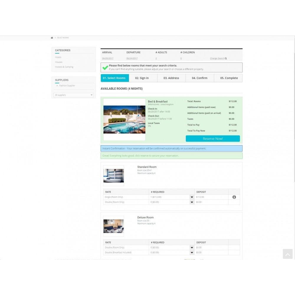 module - Locação e Reserva - Roja45: Property Rental & Booking Manager - 3