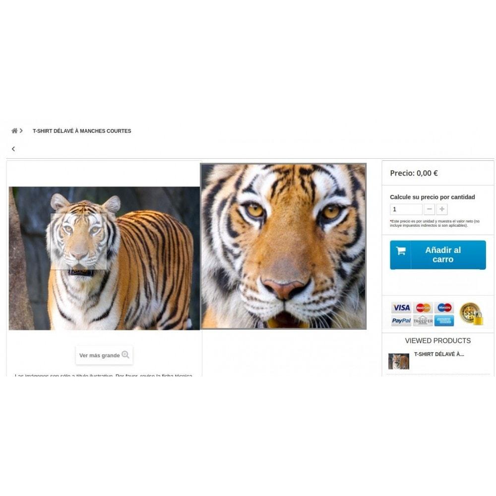module - Fotos de productos - Better Zoom - Imágenes de producto sin imagen grande - 1