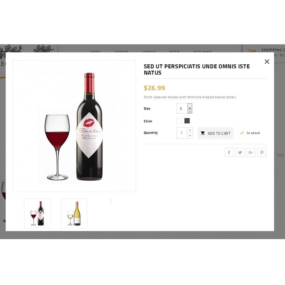 theme - Boissons & Tabac - Precept Wine Store - 6