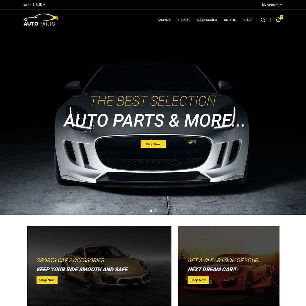 theme - Autos & Motorräder - Auto Parts Car Store - 2