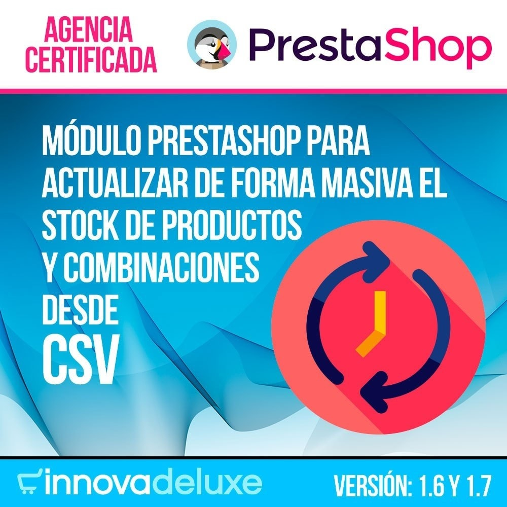 module - Edición Rápida y Masiva - Actualizador masivo de stock (producto y combinaciones) - 1