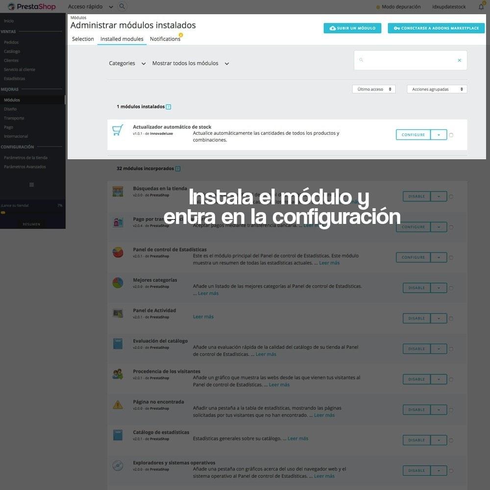module - Edición Rápida y Masiva - Actualizador masivo de stock (producto y combinaciones) - 2