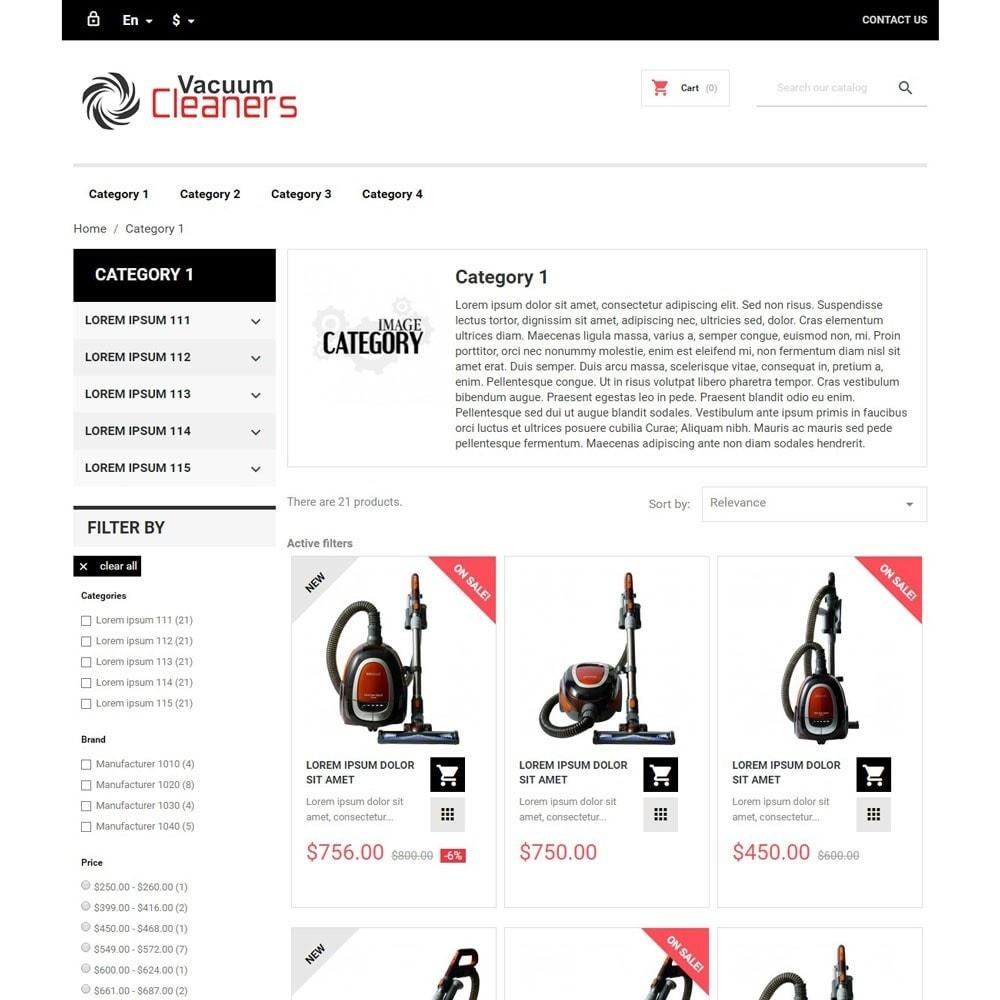 theme - Maison & Jardin - VacuumCleaners - 2