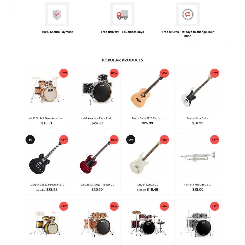 theme - Kultura & Sztuka - MusicStore - 3
