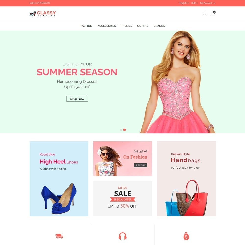 theme - Mode & Schuhe - Classy Fashion Store - 2