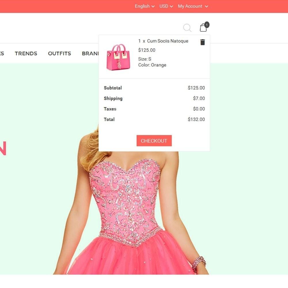 theme - Mode & Schuhe - Classy Fashion Store - 6