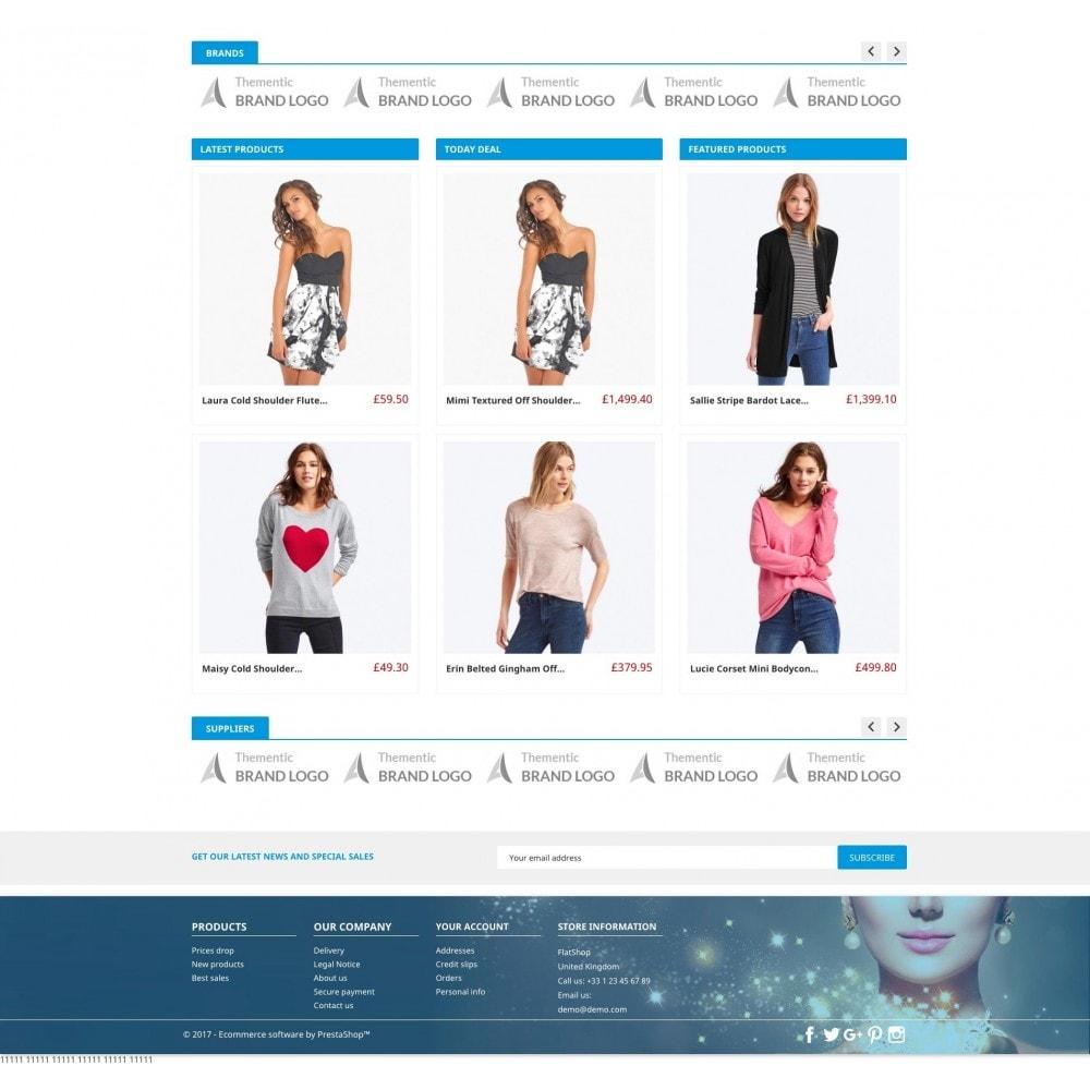 theme - Мода и обувь - FlatShop - 3