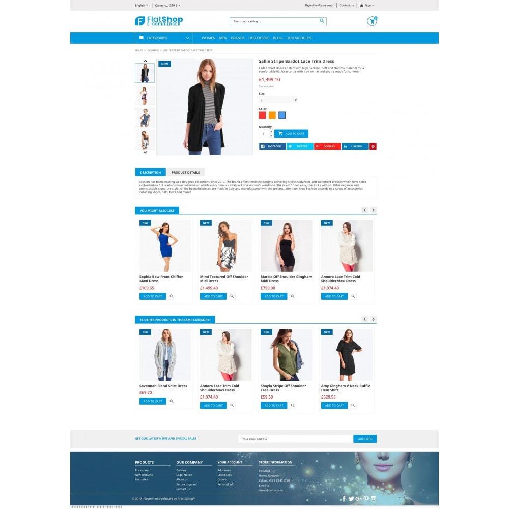 theme - Мода и обувь - FlatShop - 7