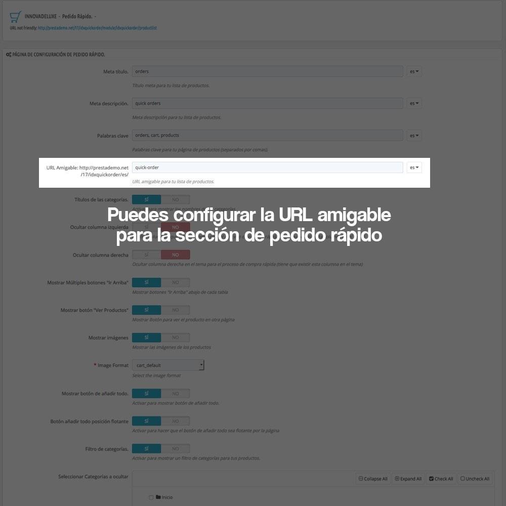 module - B2B - Creador de pedidos rápidos para clientes profesionales - 4
