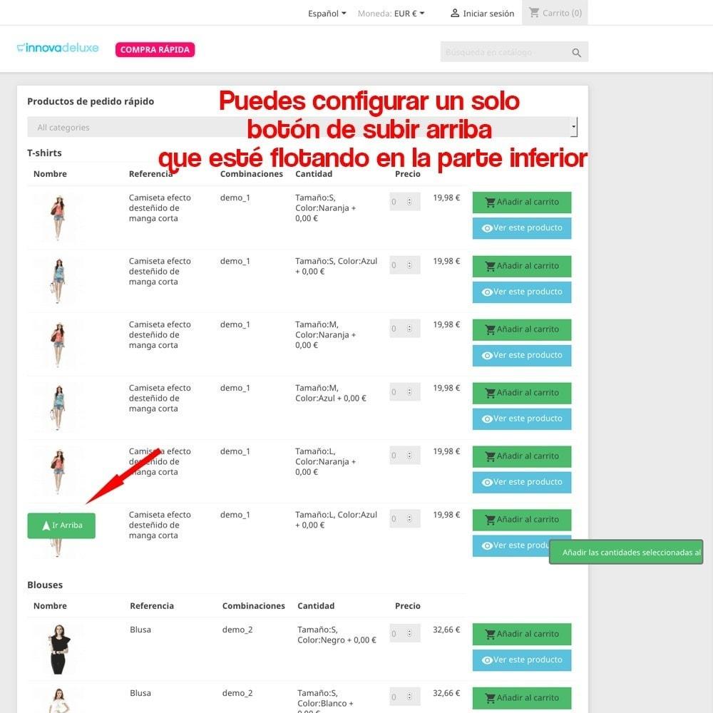 module - B2B - Creador de pedidos rápidos para clientes profesionales - 12