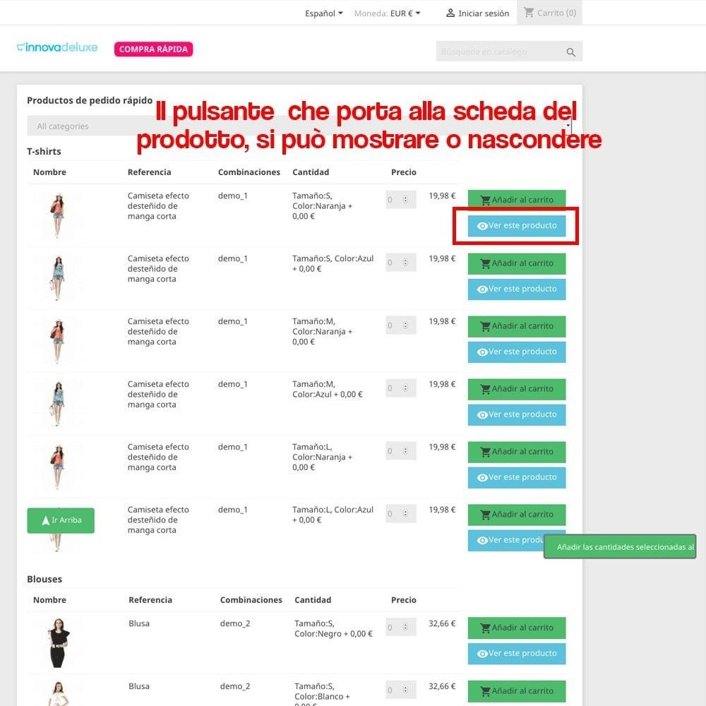 module - B2B - Creatore di Ordini Express per i clienti business - 14