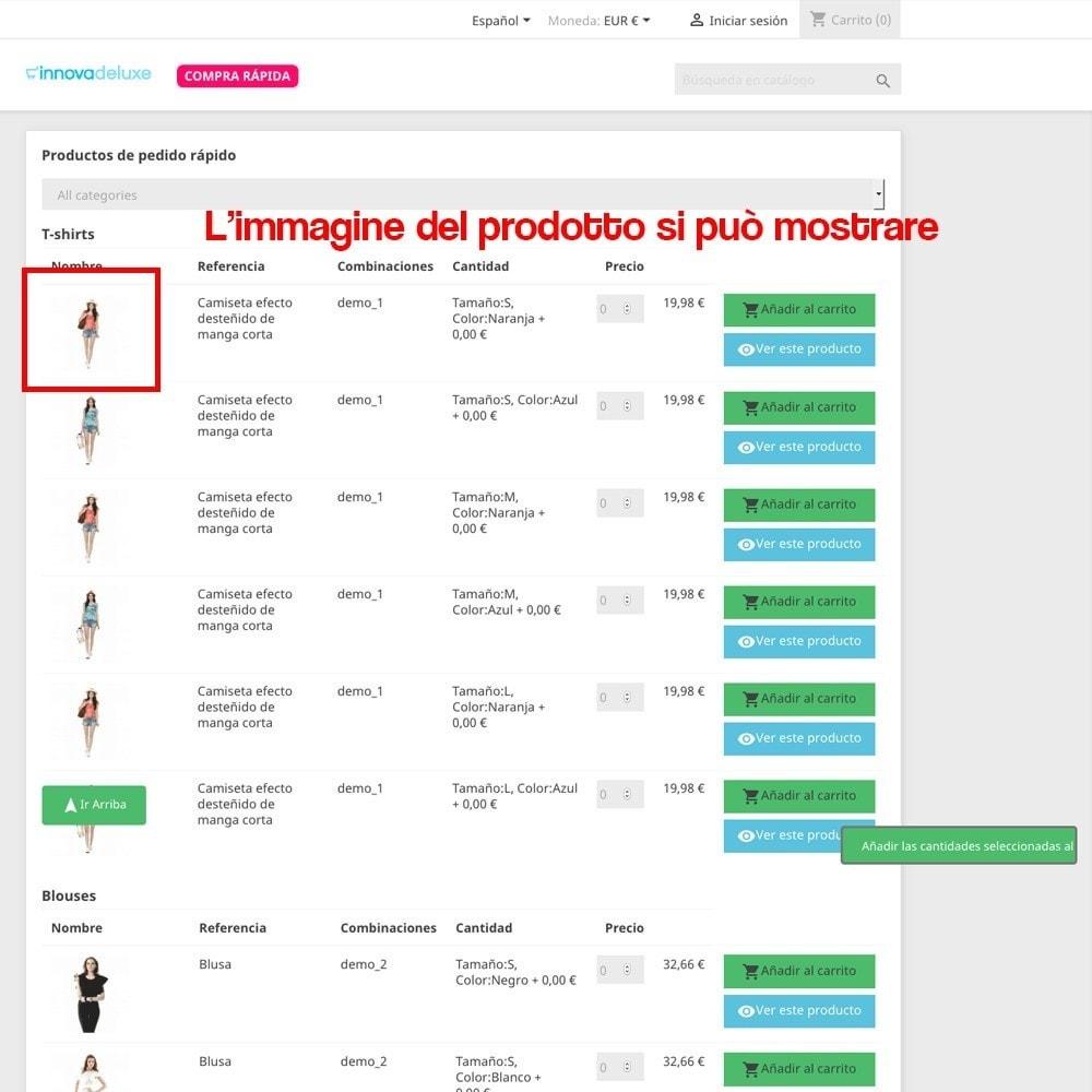 module - B2B - Creatore di Ordini Express per i clienti business - 16
