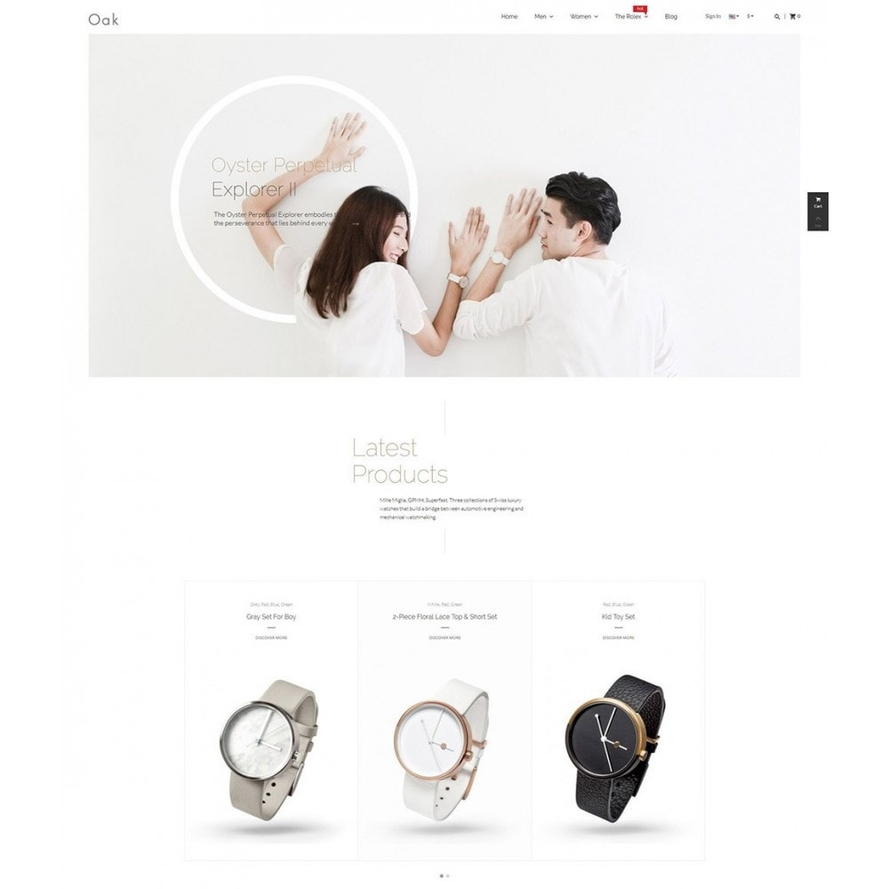 theme - Biżuteria & Akcesoria - Luxury Watches - 2