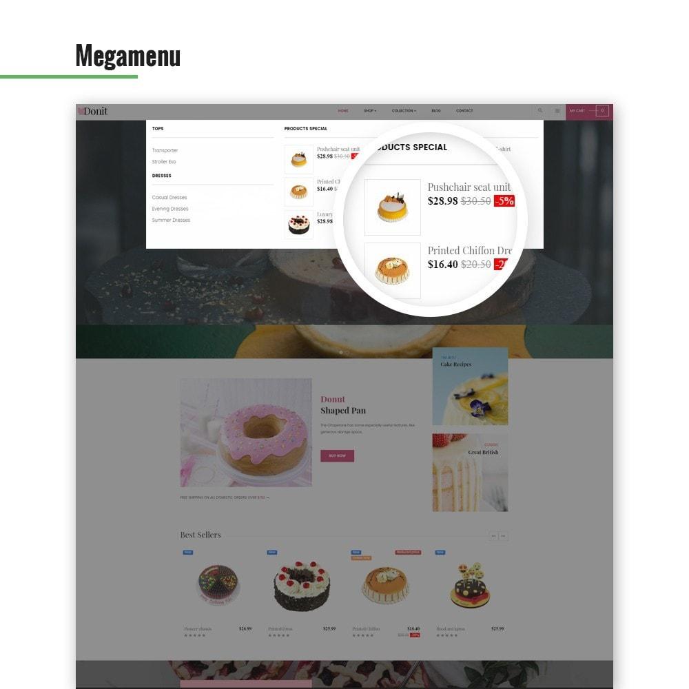 theme - Lebensmittel & Restaurants - Ap Donit - 2
