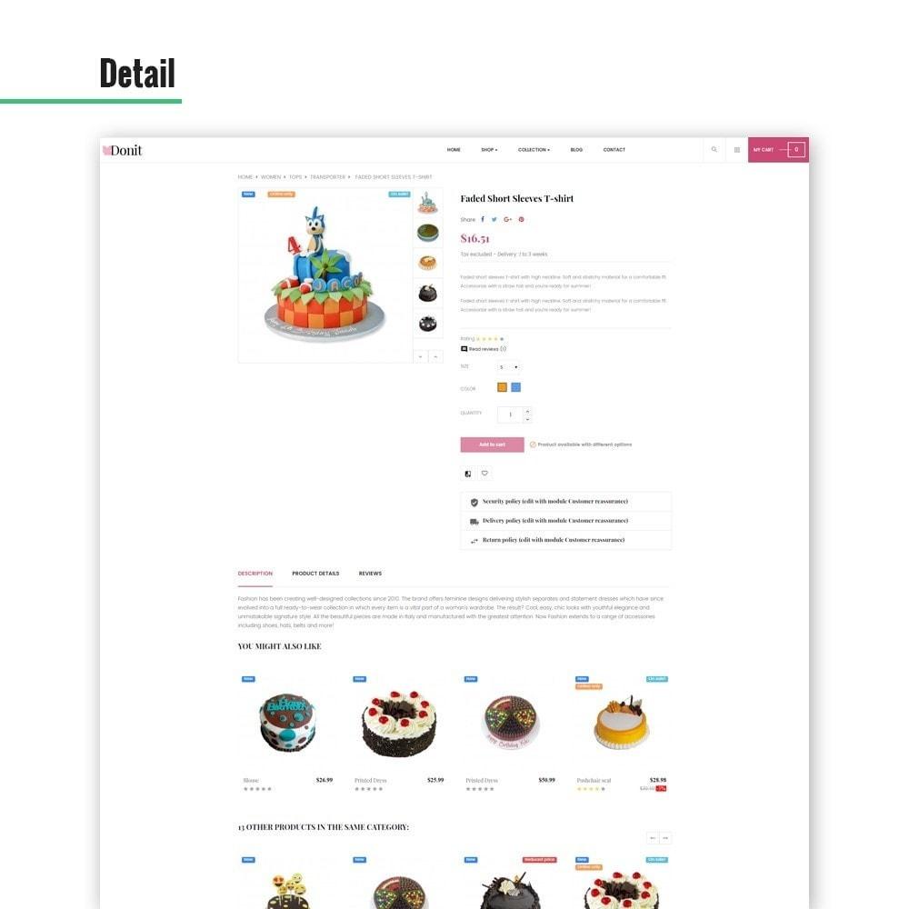 theme - Żywność & Restauracje - Ap Donit - 6