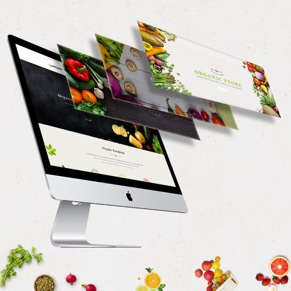 theme - Lebensmittel & Restaurants - JMS Organic - 4