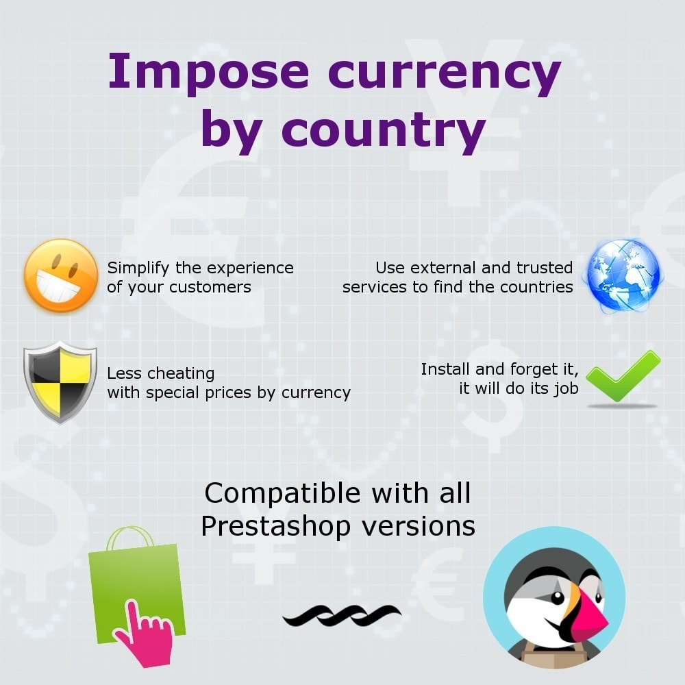 module - International & Localization - Currency by country - 1