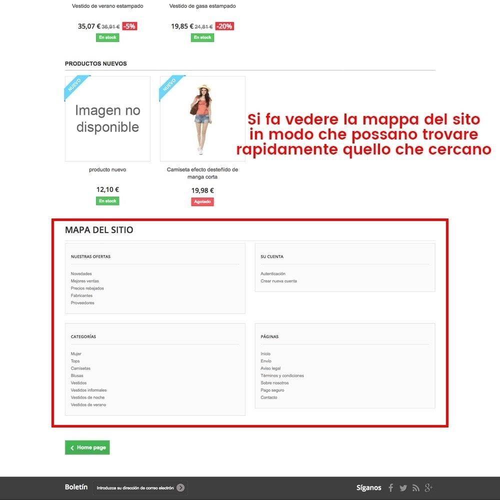 module - URL & Redirect - Personalizzare la pagina di errore 404 - 4