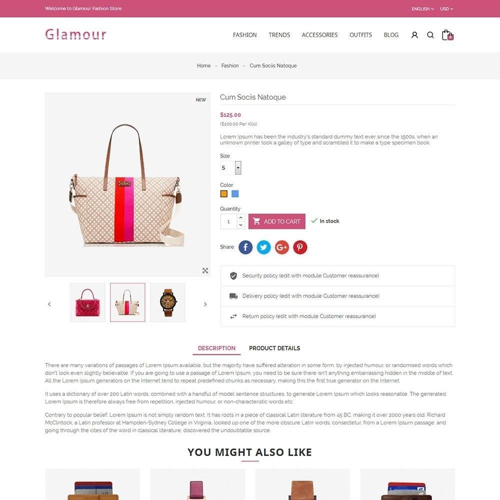 theme - Mode & Schuhe - Glamour Fashion Store - 5