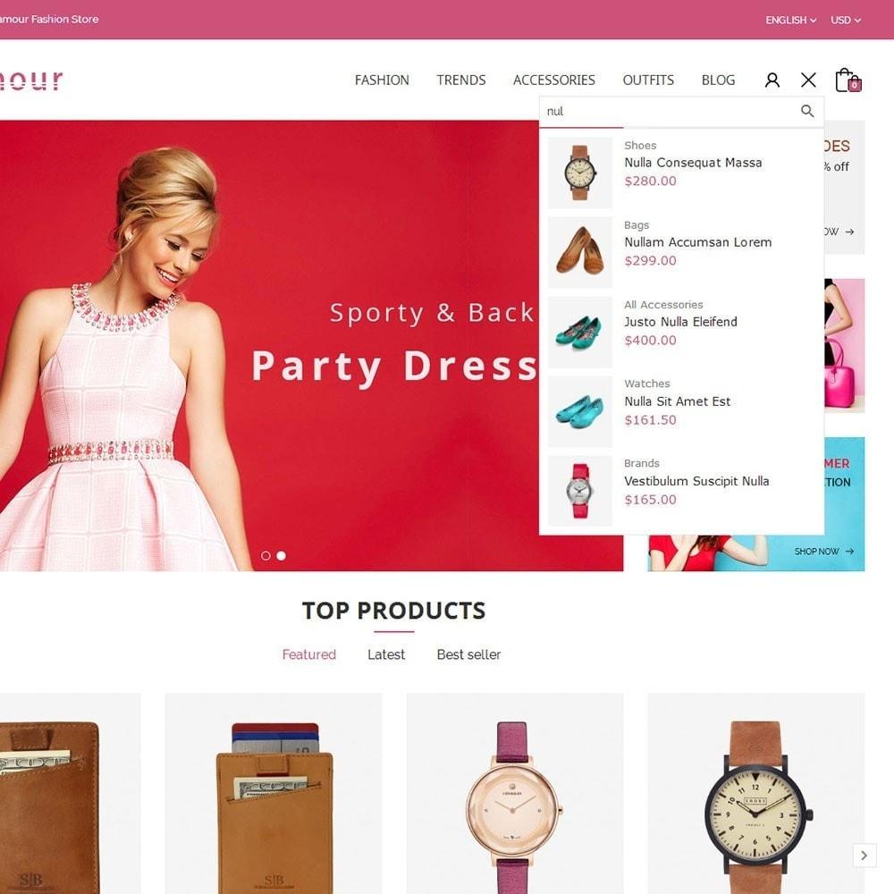 theme - Mode & Schuhe - Glamour Fashion Store - 6