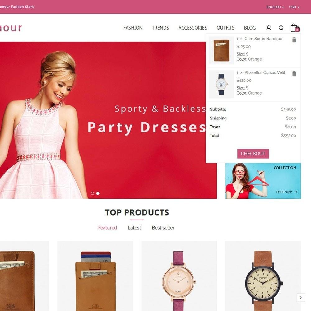 theme - Mode & Schuhe - Glamour Fashion Store - 7