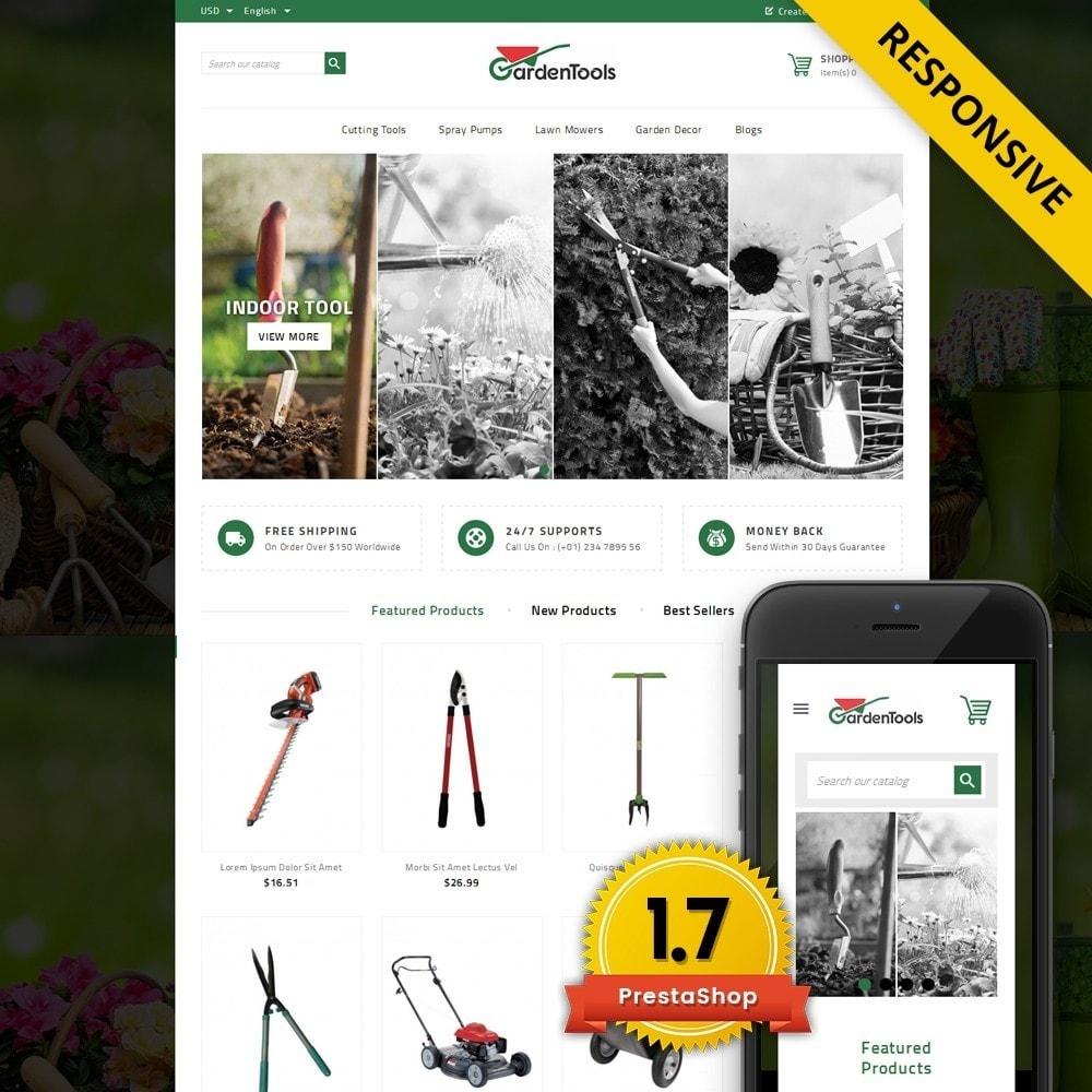 theme - Casa & Giardino - GardenTools - Tools Store - 1