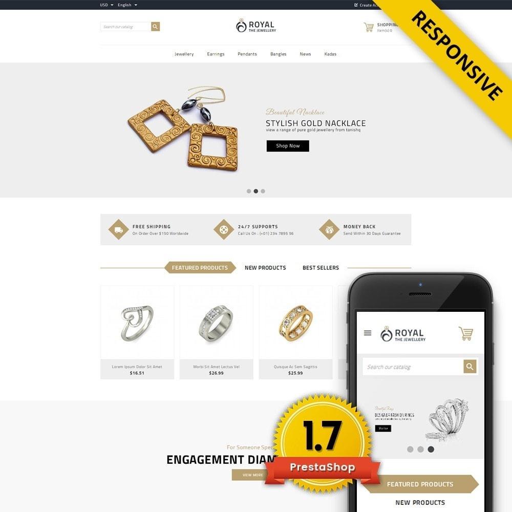 theme - Bellezza & Gioielli - Royal - Jewellery Store - 1