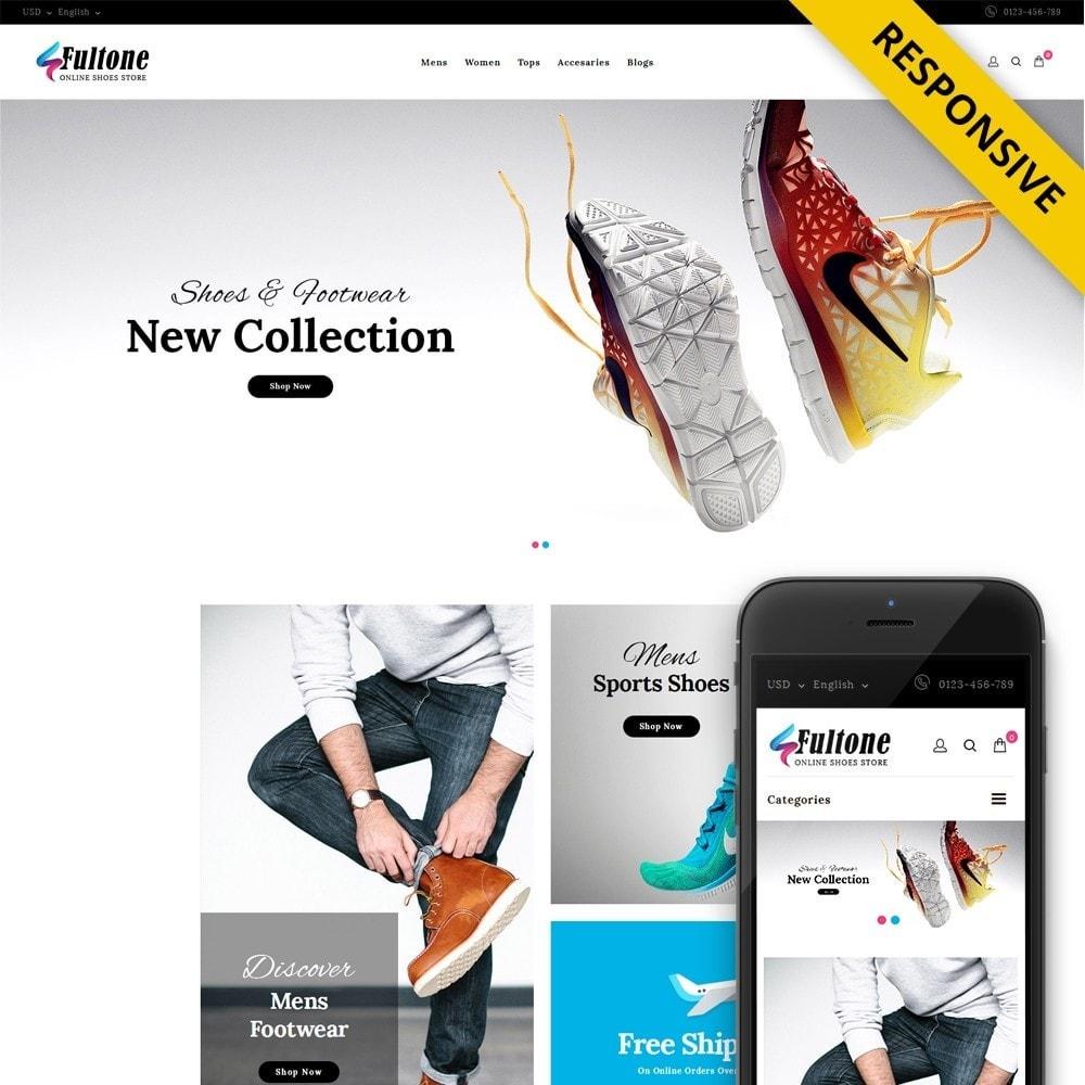 theme - Fashion & Shoes - Fultone - Footwear Store - 1