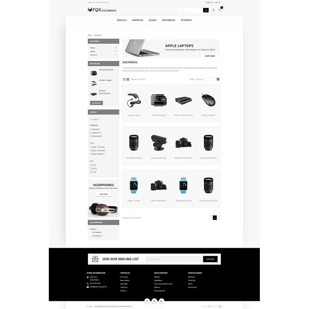 theme - Elektronika & High Tech - Electronics Store - 3