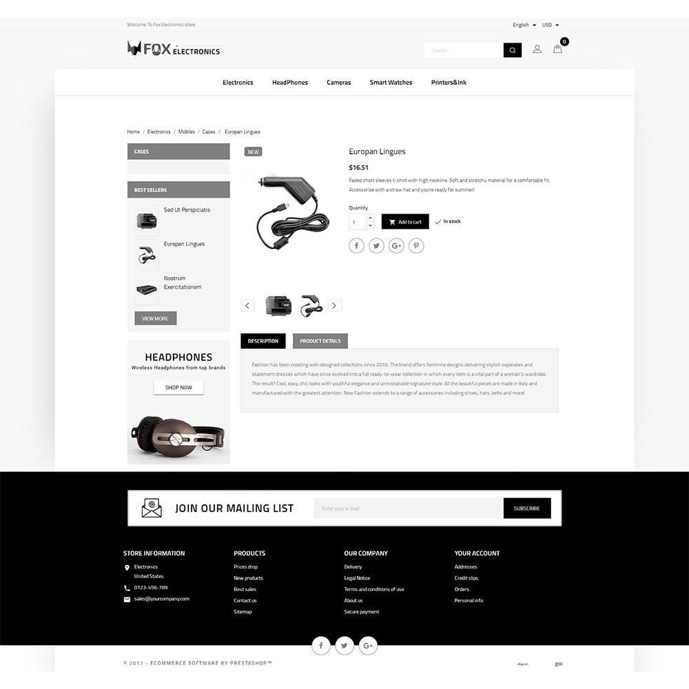 theme - Elektronika & High Tech - Electronics Store - 5
