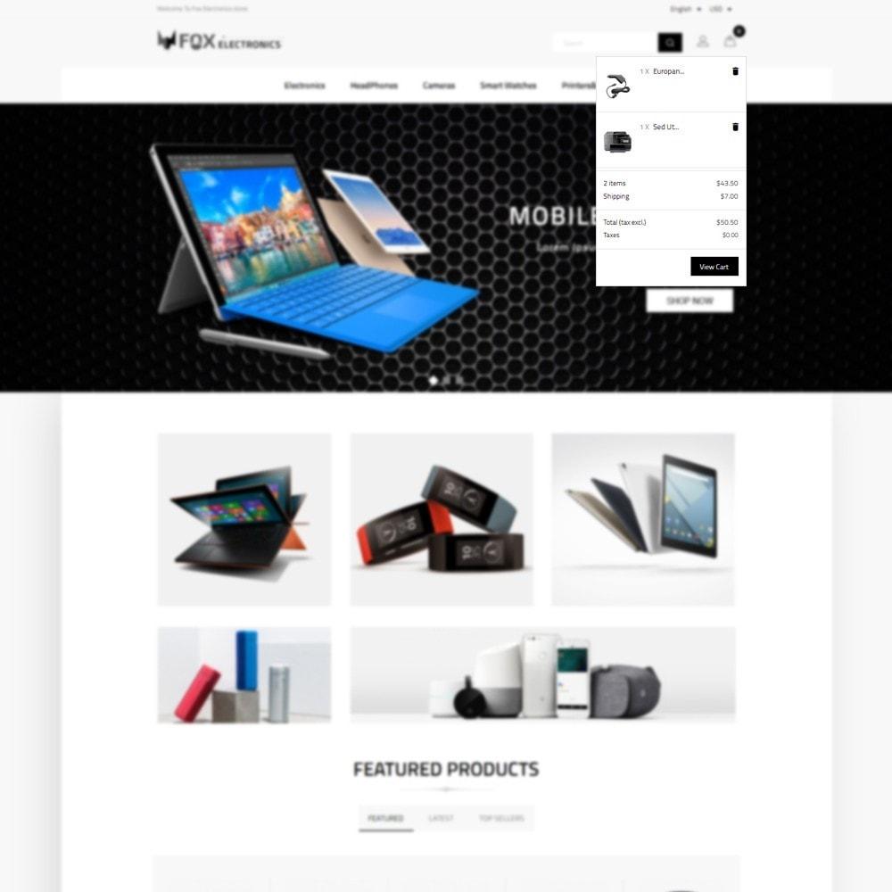 theme - Elektronika & High Tech - Electronics Store - 7