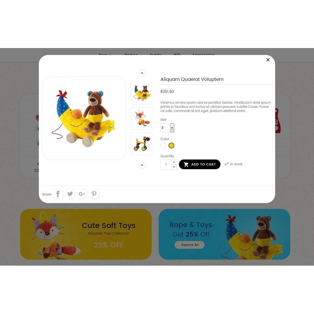 theme - Zabawki & Artykuły dziecięce - Kids Toy Club - 8