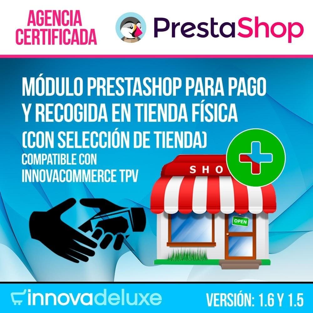 module - Pago en Tienda física (TPV físico) - Pago y recogida en tienda física (cadena de tiendas) - 1