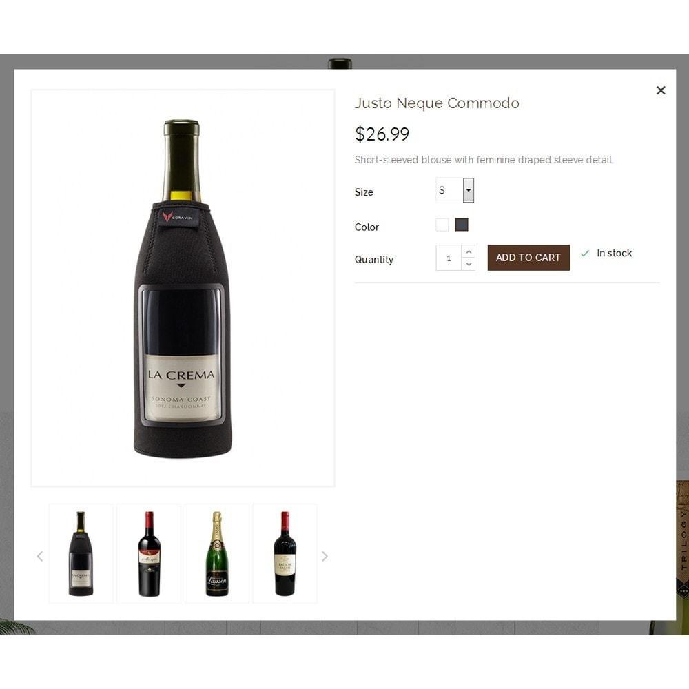theme - Напитки и с сигареты - Winebar WIne Store - 6