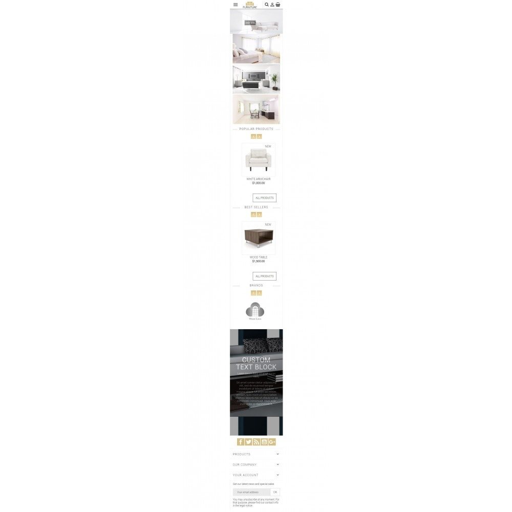theme - Dom & Ogród - Furniture Store - 6