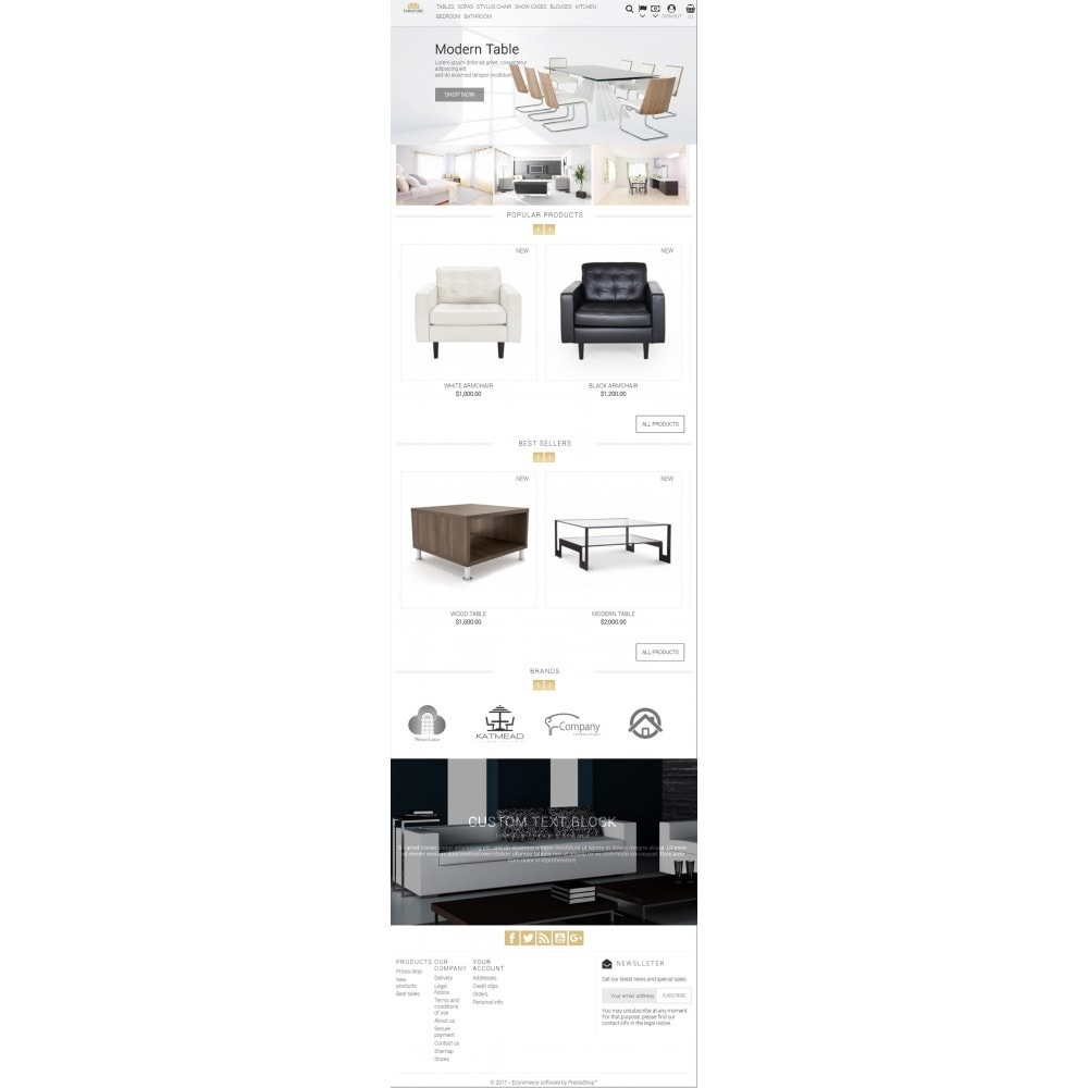 theme - Casa & Giardino - Furniture Store - 5