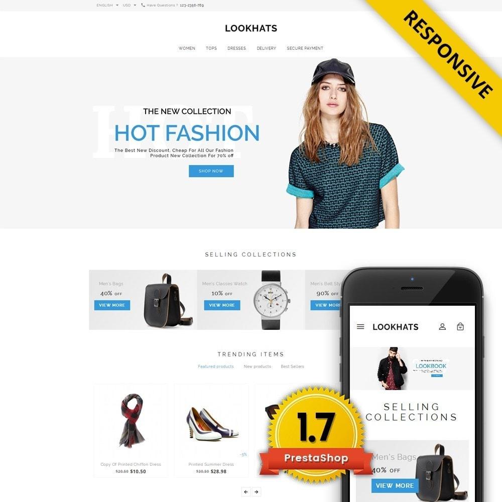 theme - Mode & Schuhe - Lookhats - Fashion Store - 1