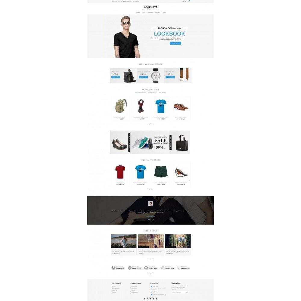 theme - Mode & Schuhe - Lookhats - Fashion Store - 2