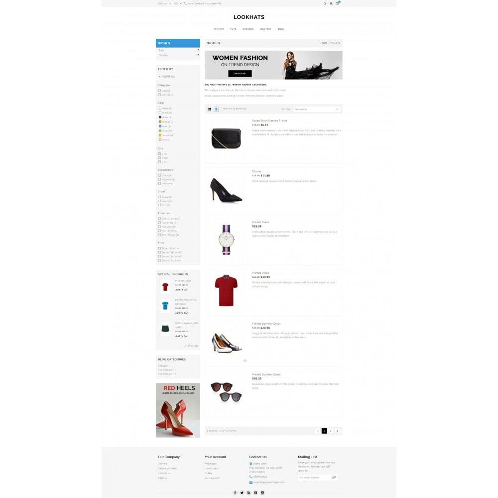 theme - Mode & Schuhe - Lookhats - Fashion Store - 4